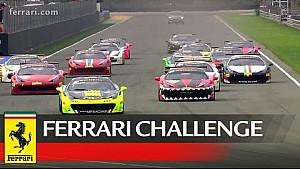 Ferrari Challenge Europe Coppa Shell - Valencia 2015: Race 2
