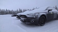 Ford Mondeo - Winter Driving