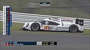 Pole Position for Porsche #17, Mark Webber, Brendon Hartley and Timo Bernhard