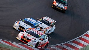 Dunlop Highlights BTCC - Brands Hatch II