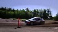 Тесты Мики Сало в команде Albatec Racing
