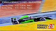 Renault 2.0 NEC - Silverstone - Race 2