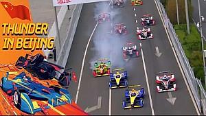 أهم أحداث سباق بكين للفورمولا إي - 2015