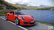 Porsche GT3 RS on the Mountain Passes [X6 Tour Episode 11]