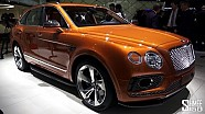 Bentley Bentayga SUV - Full In-Depth Tour at IAA 2015