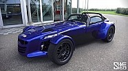 Donkervoort D8 GTO - Test Drive on Road and Track