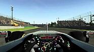 Sergio Pérez comentarios sobre el Autódromo Hermanos Rodríguez en 2015 F1