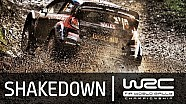 Noticias WRC - Rally de Gales GB 2015: SHAKEDOWN