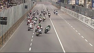 Macau Motorcycle Grand Prix 2015 race highlights