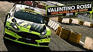 Valentino Rossi wint 2015 Monza Rally Show