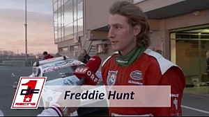 Freddie Hunt im Interview