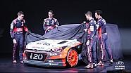 Lanzamiento equipo Hyundai Motorsport 2016