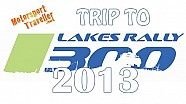 Motorsport Traveller: 300 Lakes Rally 2013 part 1