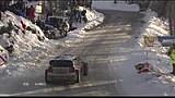 Rallye Monte Carlo: Weltmeister bei der Arbeit