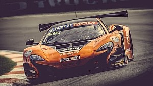 McLaren 650S GT3 claims pole and lap record at Bathurst 12 Hour