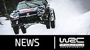 Rallye de Suède 2016 - Spéciales 5-9