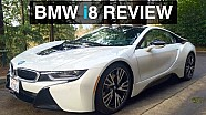 BMW i8 Review - The Future Is Good
