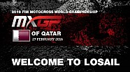 Welcome to MXGP of Qatar 2016
