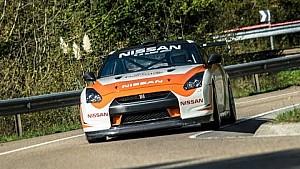 Manolo Cabo || Nissan GTR || Campeón de Carrozados de Cantabria 2015