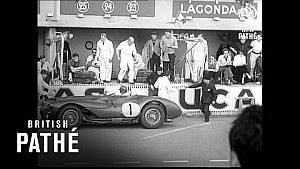 Le Mans Disaster (1955)
