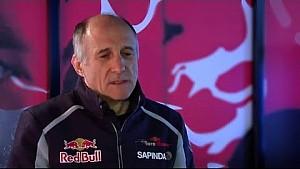 Teamchef Franz Tost im Interview