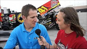 2016 FVP Outlaw Showdown at the Dirt Track at Las Vegas: One-On-One with Jason Johnson
