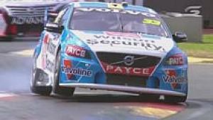 V8-Supercars in Adelaide: Höhepunkte