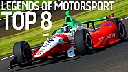 Top 8 Mexican Legends Of Motorsport - Formula E