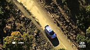 Rally Mexico Best of: Helicopter Shots