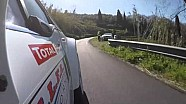 Peugeot - Rally del Ciocco 2016 -  SHAKEDOWN
