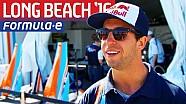 Le chance dei piloti nell'ePrix di Long Beach