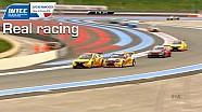 WTCC Frankrijk race 1, hevige duels voor Tom Coronel