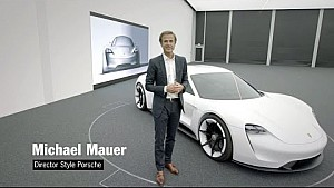 Porsche - La conception du Mission E