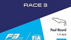F3 Europe - Paul Ricard 2016 - Course 3