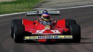 Jacques Villeneuve pilote la Ferrari de 1979