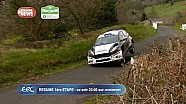 FIA ERC - Circuit of Ireland Rally - Standings after SS 4