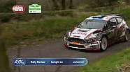 FIA ERC - Circuit of Ireland Rally - Standings after SS 7
