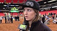 2016 - Race Day LIVE! - Atlanta - Vicki Golden
