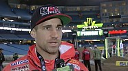 2016 - Race Day LIVE! - Toronto - Justin Brayton Interview