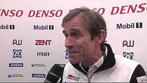 WEC - Interview de Pascal VASSELON après les qualifications