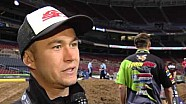 2016 - Race Day LIVE! - St. Louis - Blake Baggett Interview