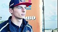 Max Verstappen over de Familie Racedagen