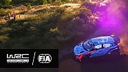 YPF Rally Argentina 2016: Shakedown Highlights
