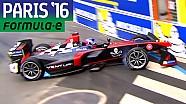ePrix de Paris 2016 - Les moments forts des essais libres