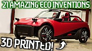 Top 21 Amazing Eco Inventions (Earth Day 2016) - Formula E