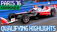 Paris 2016 Qualifying Highlights - Formula E
