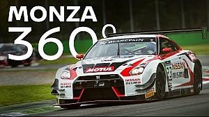 Onboard: Monza in 360 Grad