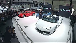 Beijing Motor Show 2016 - Lamborghini Press Conference