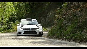 Polo R WRC 2017 test con Ogier/Ingrassia