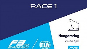 F3 Europe - Hungaroring 2016 - Course 1